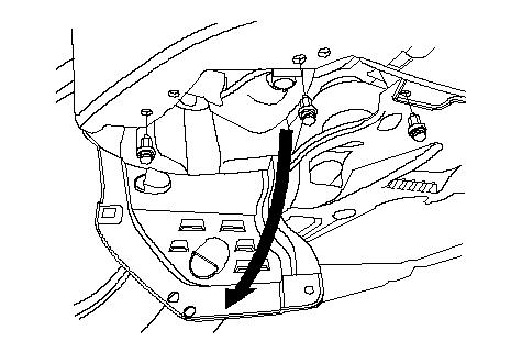 Замена лампочки хонда аккорд