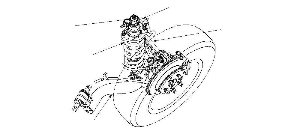 Размещение элементов передней
