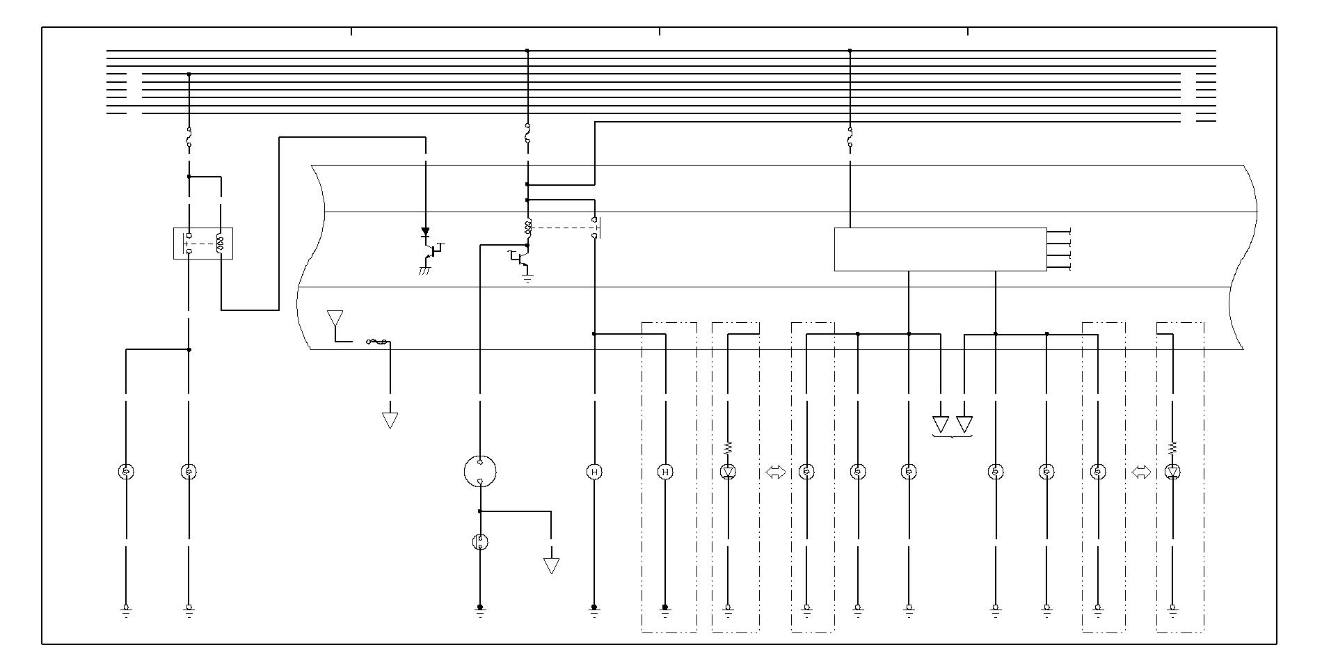 схема подсветка