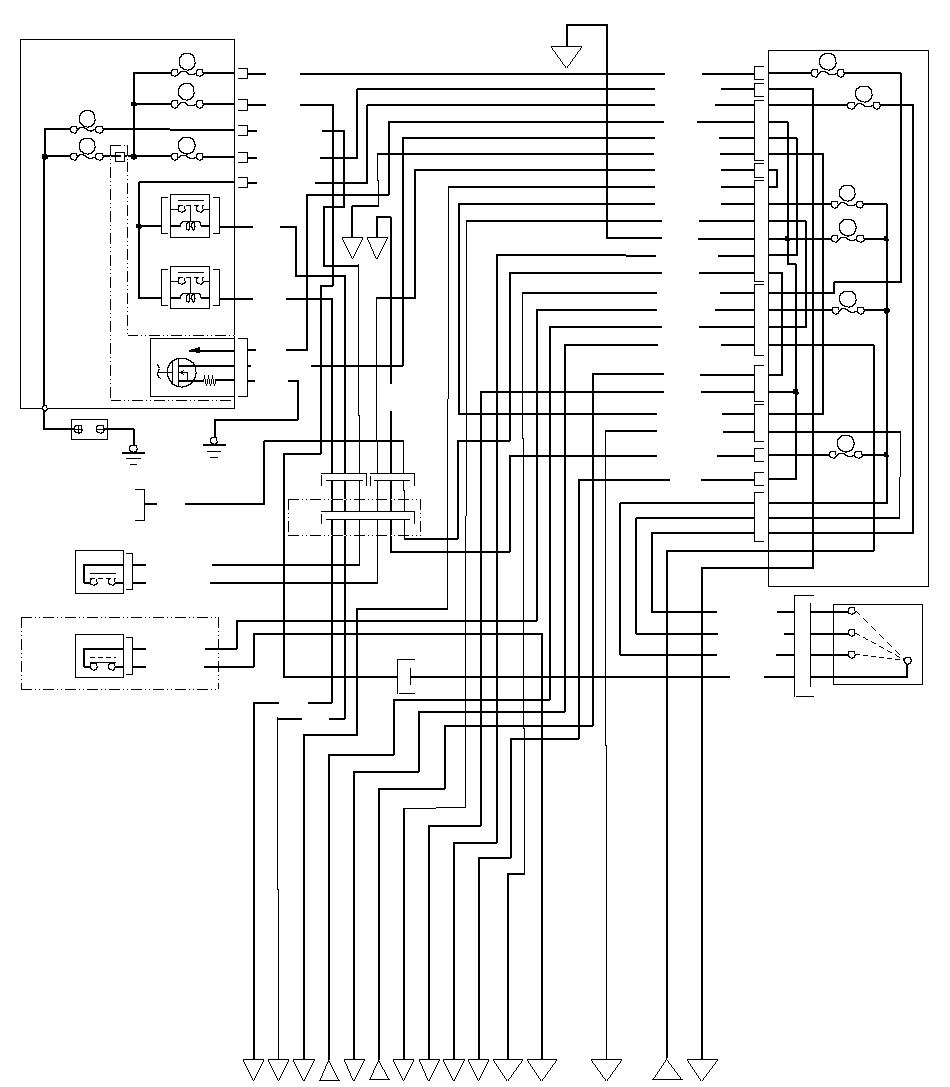 схема цепи хонда фит