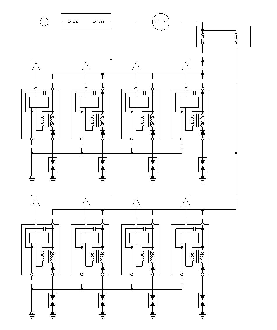 Электрическая схема модуль зажигания фото 317
